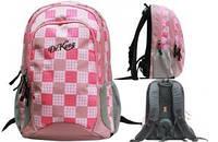 Рюкзак ортопедичний  рожевий  Z4,  L   Dr.Kong