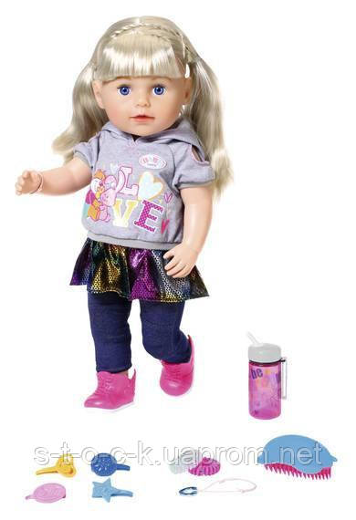 Zapf Baby born 824603 Бэби Борн Старшая Сестричка 824603! Soft!