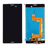 Дисплейный модуль (LCD + touch) Sony Xperia M4 (E2303/ E2306/ E2312/ E2333/ E2353/ E2363) черный original