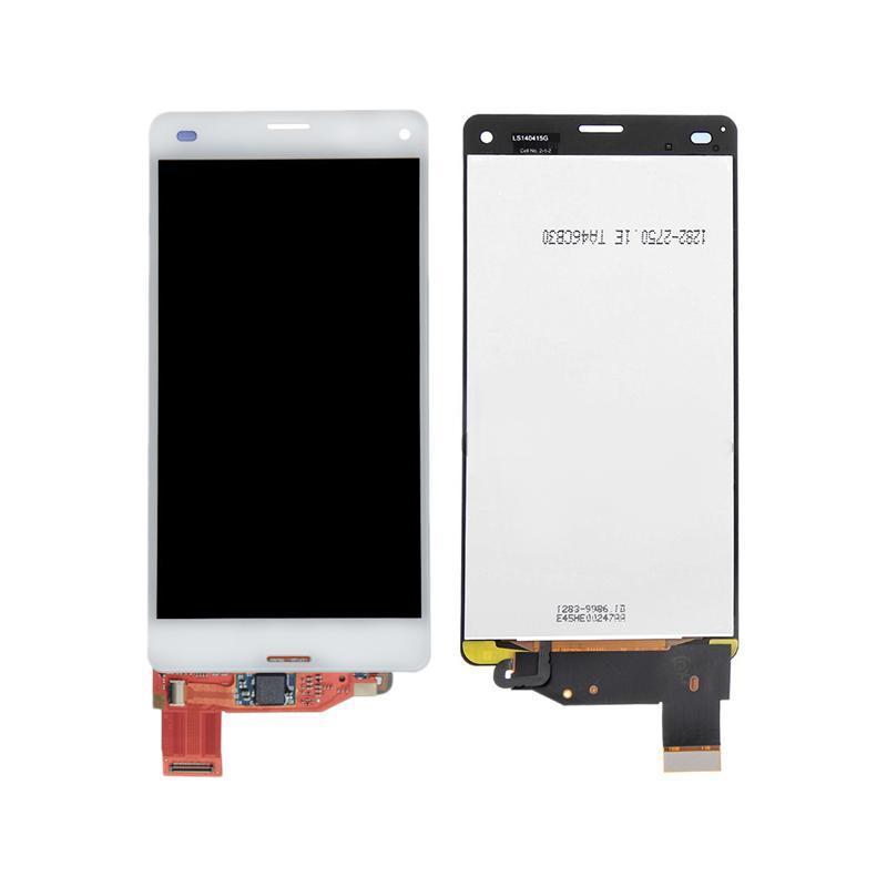 Дисплей Sony Xperia Z3 (D6653, L55) с белым сенсором
