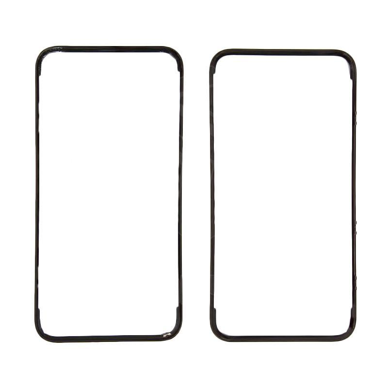 Mounting frame LCD iPhone 4 Black