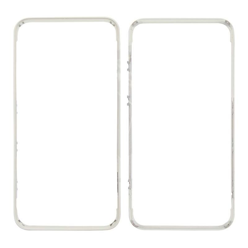 Mounting frame LCD iPhone 4S White