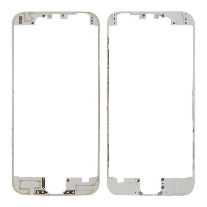Mounting frame LCD iPhone 6 White
