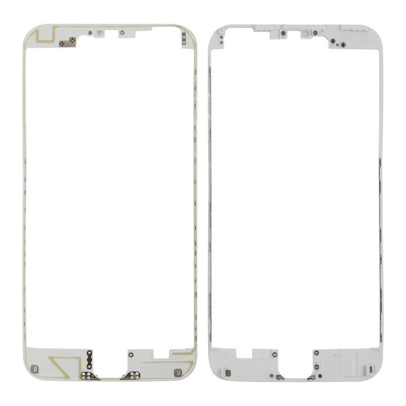 Mounting frame LCD iPhone 6 Plus White