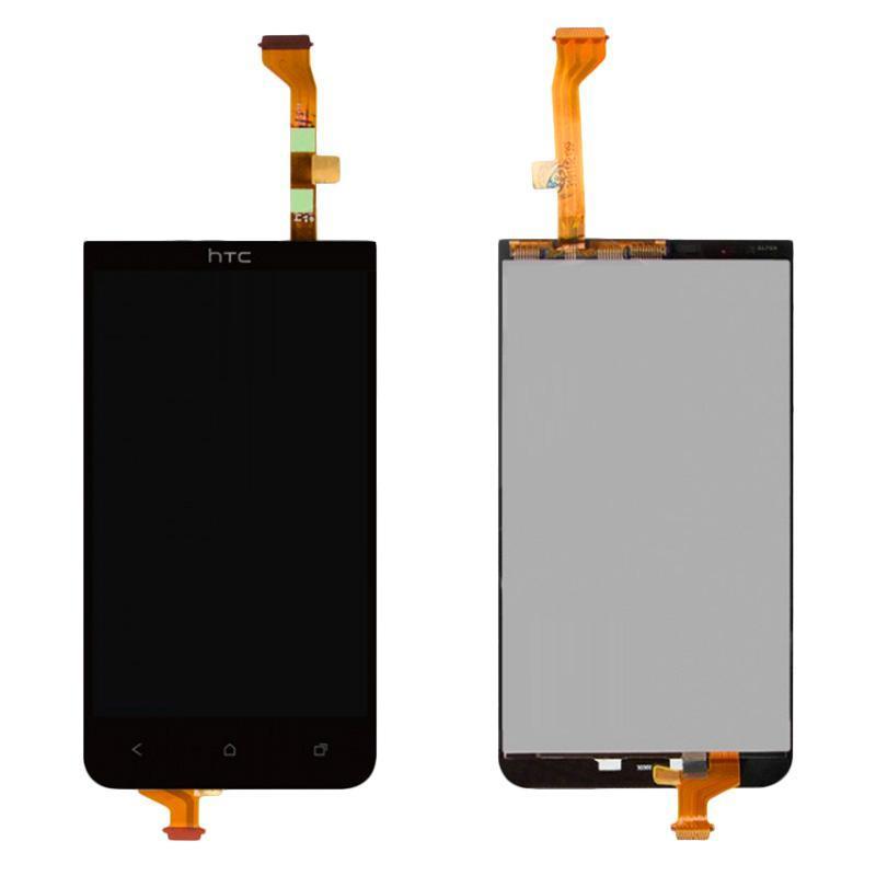 Дисплей HTC Desire 501 с черным сенсором