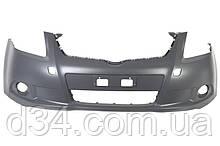Бампер передн Toyota Verso 09-13