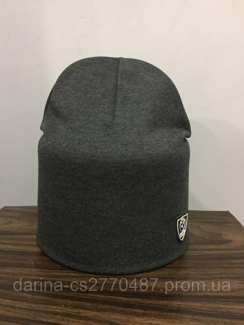 Подростковая шапка для мальчика