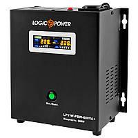 ИБП LogicPower LPY-W-PSW-800VA+ (560Вт)5A/15A, с правильной синусоидой 12V, настенный