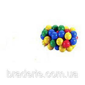 Набор шариков цветных