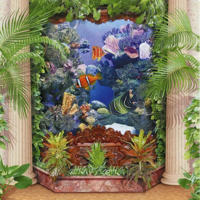 Фотообои, Аквасказка, 15 листов, размер 242х201 см