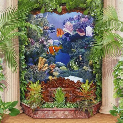 Фотообои, Аквасказка, 15 листов, размер 242х201 см, фото 2