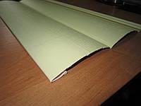 Стеновой сайдинг Fasiding (Фасайдинг) цвет Мимоза панель форма блок-хаус