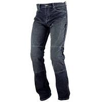 Женские джинсы Lady Мотоциклетные штаны Ограждения из армированного арамида черного цвета