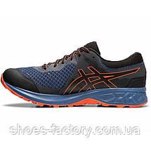 Мембранные кроссовки ASICS GEL-Sonoma 4 G-TX 1011A210-400, Gore-Tex (Оригинал), фото 3