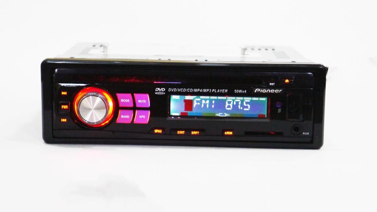 Автомагнитола Pioneer DEH-1350UB  DVD+USB+SD
