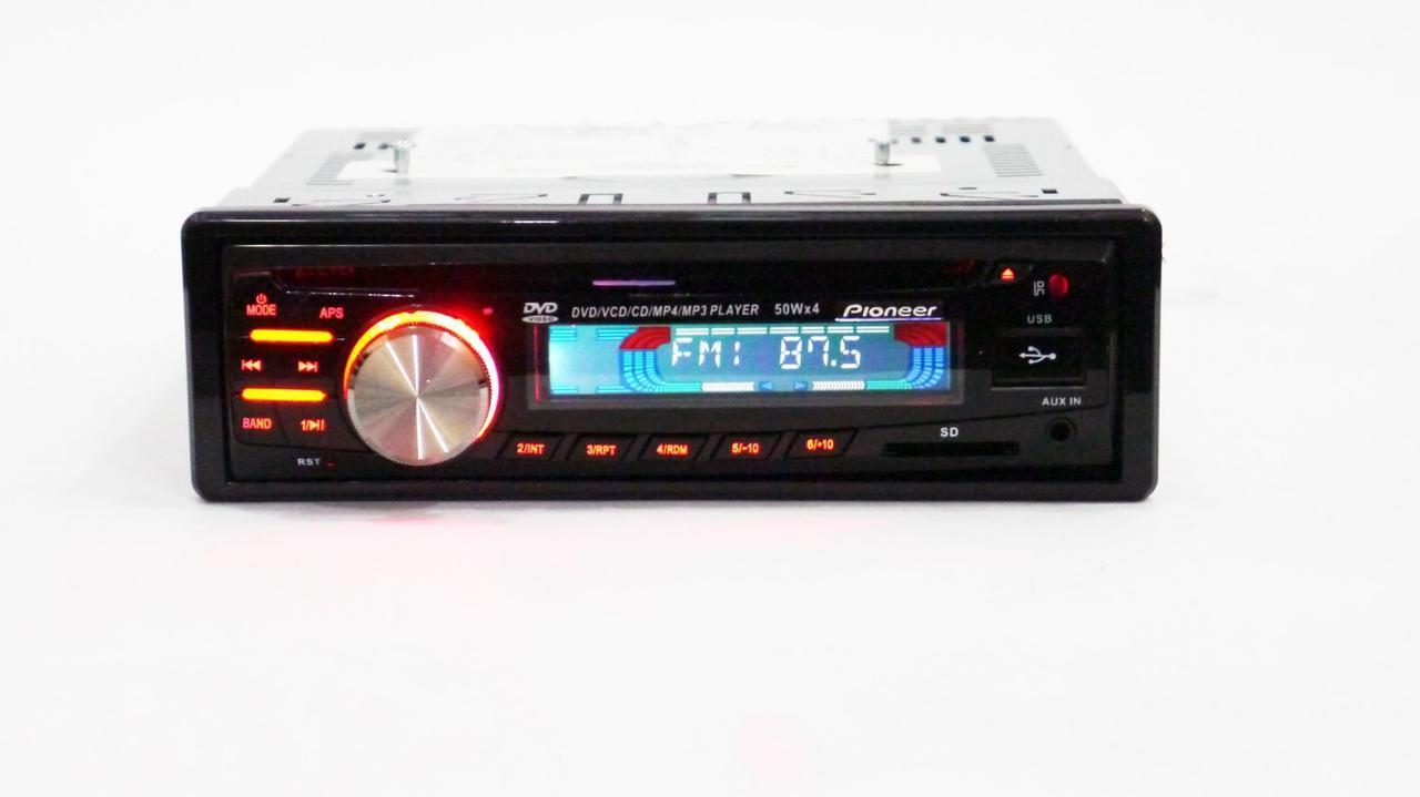 Автомагнитола Pioneer DEH-6104UBG DVD+USB+SD