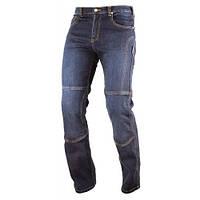 Джинсовые мотоштаны Мотоциклетные штаны Омологированная защита Арамидные усиленные вставки