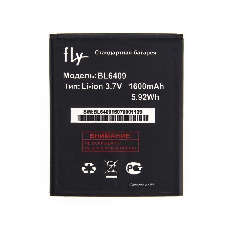 Аккумуляторная батарея Fly BL6409 (IQ4406) (высокое качество)