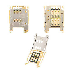 SIM Connector Nokia Asha 200