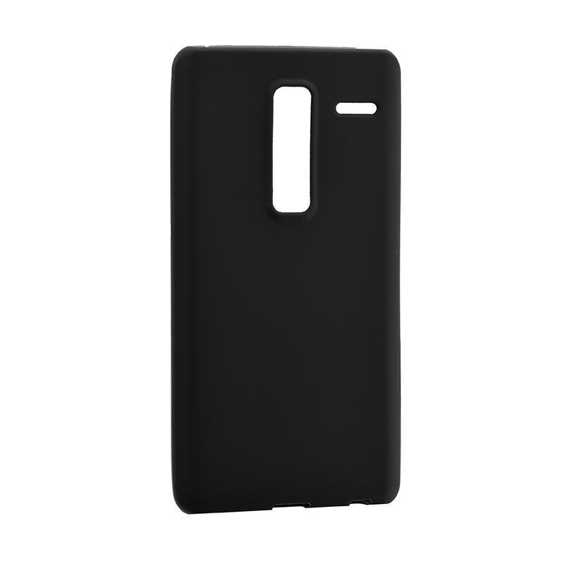 Original Silicon Case LG L60/X135/X145/X147 Black