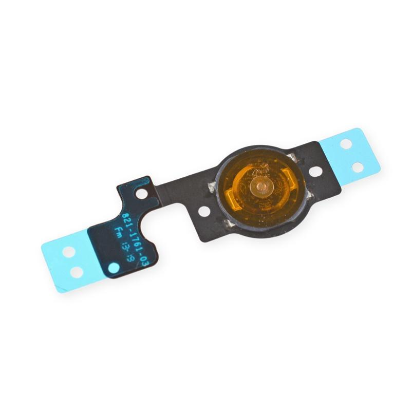 Flat Cable with button Home iPhone 5C