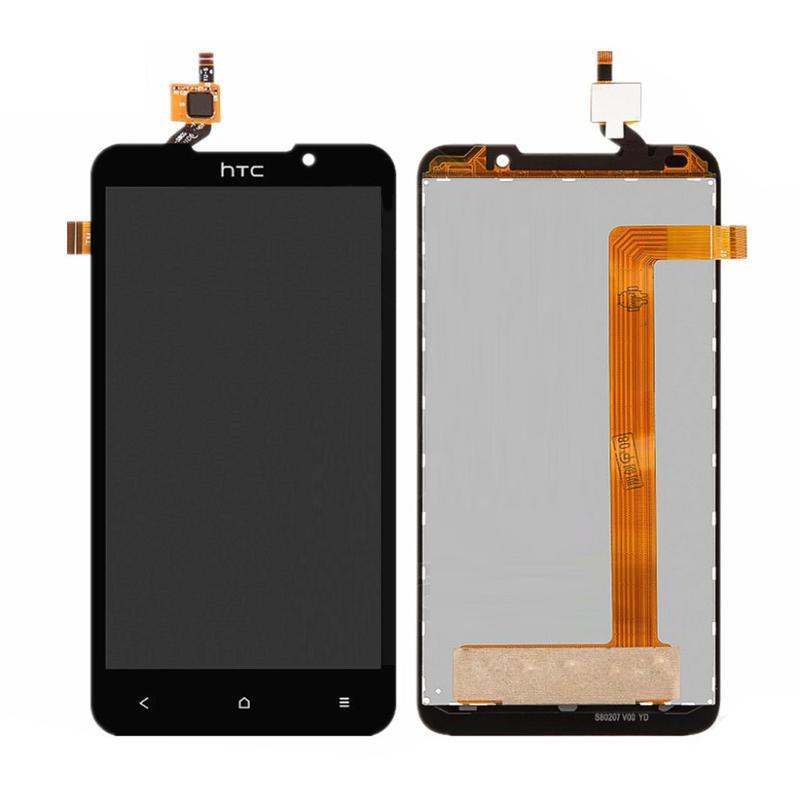 Дисплей HTC Desire 516 + рамка с черным сенсором