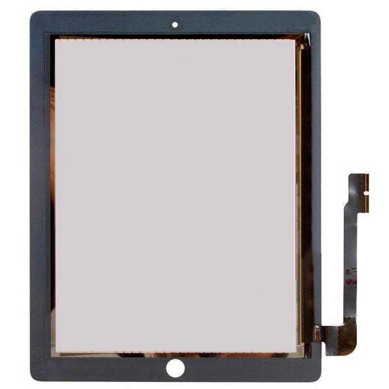 Сенсор (touchscreen) + Len iPad 4 черный original