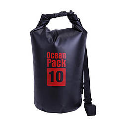 Waterproof Bag 10L Black