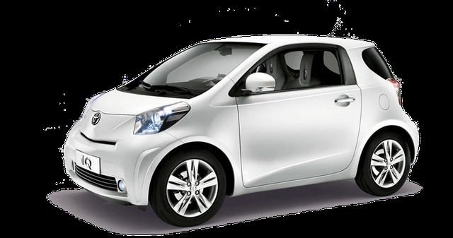 Toyota iQ 08-15