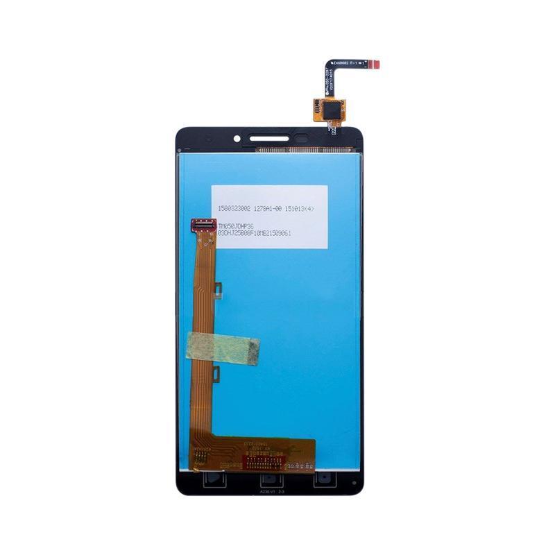 Дисплей і сенсор (модуль) на Lenovo Vibe P1m чорний