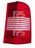 Фонарь задний для Mercedes Vito '96-02 левый (DEPO) белая вставка