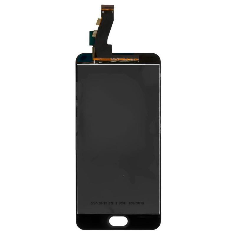 Дисплей і сенсор (модуль) на Meizu M3 чорний