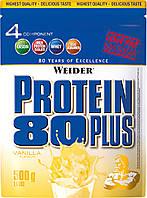 Протеин комплексный WEIDER Protein 80+ 500 g Vanilla