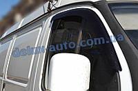 Ветровики Cobra Tuning на авто Газель Соболь Дефлекторы окон Кобра для GAZ 2752 Соболь