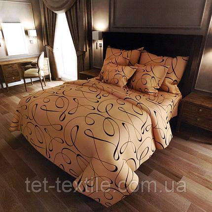 Постельное белье ТЕТ Gold (двуспальное), фото 2