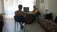 Кабинет БОС-Биофидбэк для Реабилитации и адаптации учатников АТО и беженцев