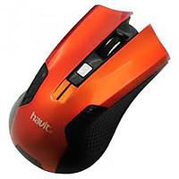 Беспроводная игровая мышка Havit HVMS919 Orange