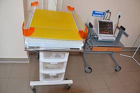 Реанимационное место для новорожденных 2