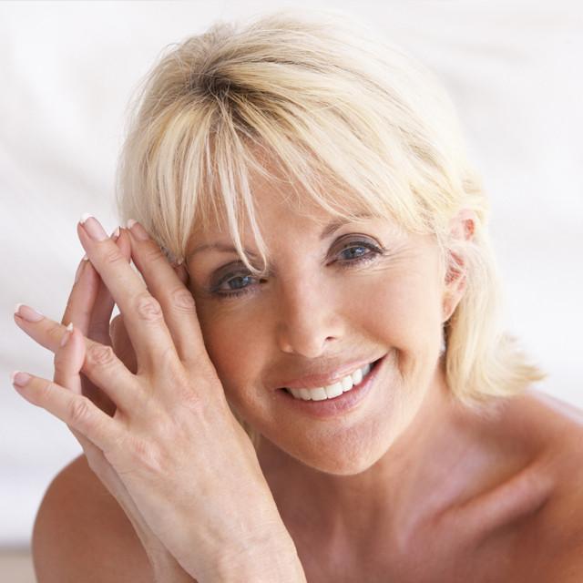 Антивозрастной и лечебный уход за кожей