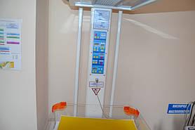 Реанимационное место для новорожденных 5