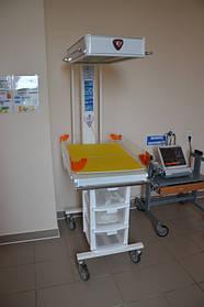 Реанимационное место для новорожденных 6