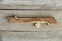 Деревянная подставка Крючки для ноутбука, фото 1