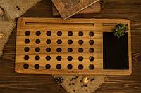 Деревянная подставка Деск для ноутбука, фото 1