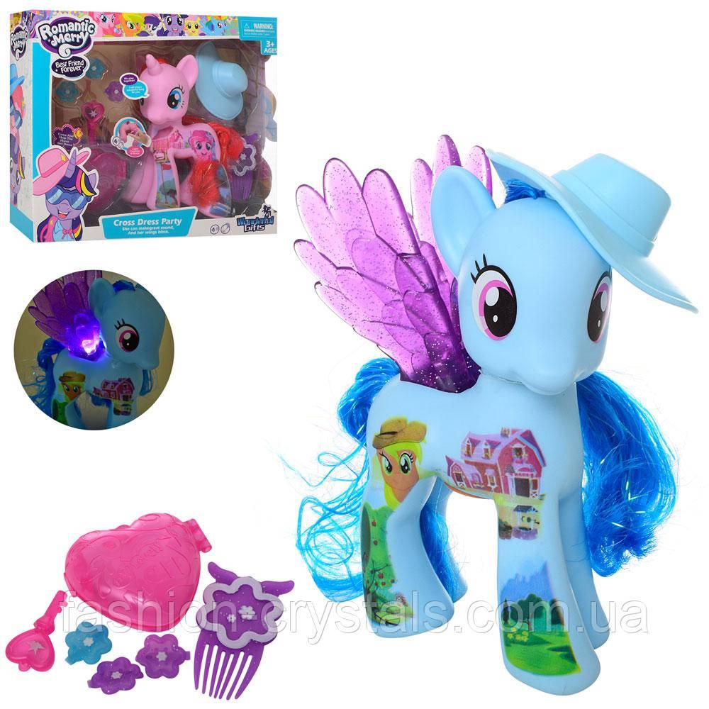 Фигурка с аксессуарами little pony 88490