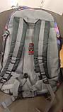 """Туристический рюкзак на 50 л. """"Пиксель радужный"""", фото 2"""
