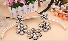 Роскошное ожерелье Цветок, фото 2