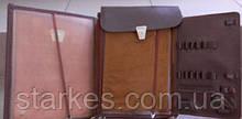 Планшеты офицерские кожаные новые с хранения, код : 428.