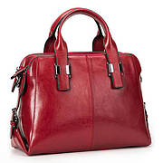 Женские рюкзаки и сумки, экокожа и кожзам