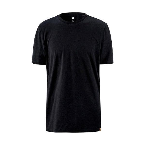 Футболка Xiaomi Mi Short-Sleeved Black черная L (175/92)