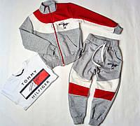 Спортивный костюм 3-ка из трикотажа для мальчика